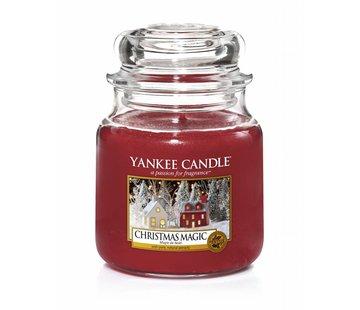 Yankee Candle Christmas Magic - Medium Jar