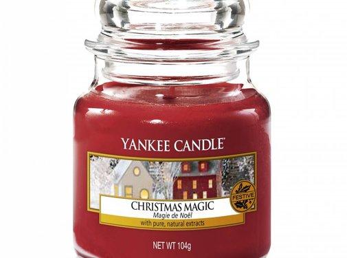 Yankee Candle Christmas Magic - Small Jar