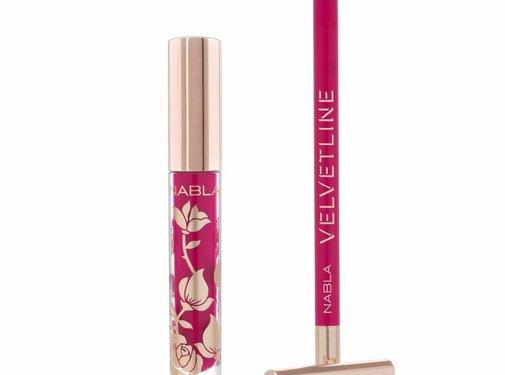 NABLA Dreamy Lip Kit -  Vivid Velvet