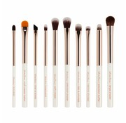 NABLA White Rose Brush Set