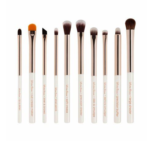 NABLA White Rose Brush Set