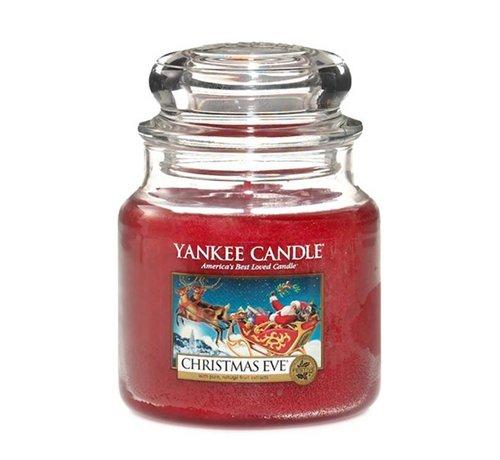 Yankee Candle Christmas Eve - Medium Jar
