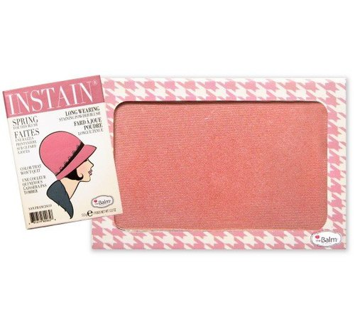 theBalm Instain Blush Houndstooth - Blush