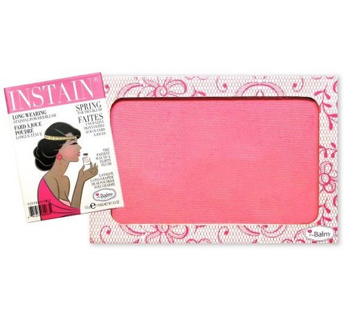 theBalm Instain Blush Lace - Blush