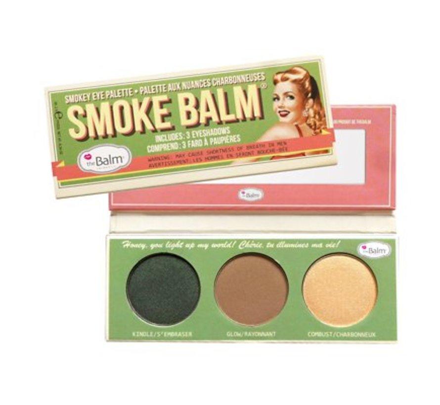 Smoke Balm #2 - Smokey Eye Palette - Oogschaduw