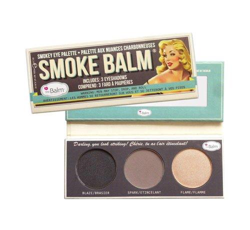 theBalm Smoke Balm #1 - Smokey Eye Palette - Oogschaduw