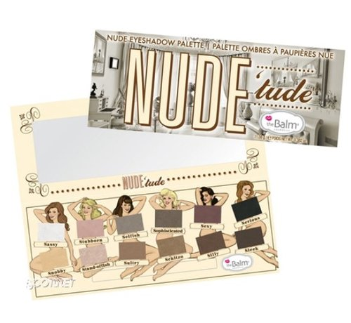 theBalm Nude Tude - Oogschaduw