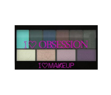 Makeup Revolution I Heart Obsession Palette - Wild is the Wind