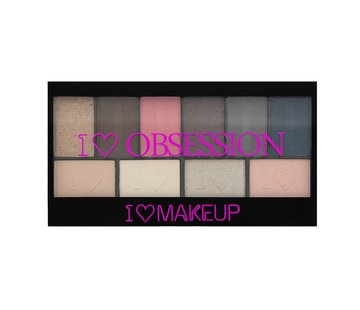 Makeup Revolution I Heart Obsession Palette - Paris