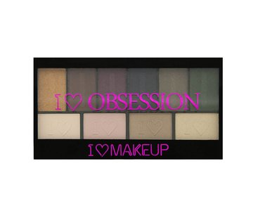 Makeup Revolution I Heart Obsession Palette - West End Girls