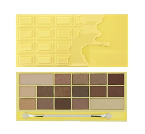 I Heart Revolution Wonder Palette White Chocolate - Oogschaduw