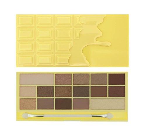 Makeup Revolution Wonder Palette White Chocolate - Oogschaduw