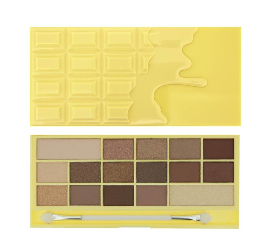 Wonder Palette White Chocolate - Oogschaduw