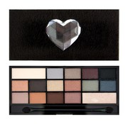 I Heart Revolution Wonder Palette Naked Underneath Faux Fur