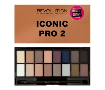 Makeup Revolution Salvation Palette Iconic Pro 2