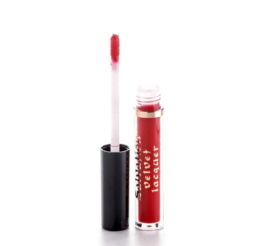 Salvation Velvet Matte Lip Lacquer - Keep Trying For You - Lipgloss