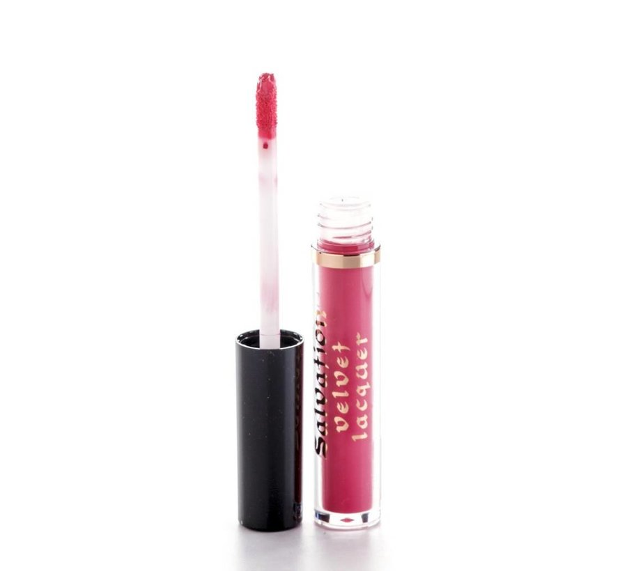 Salvation Velvet Matte Lip Lacquer - Keep Crying For You - Lipgloss