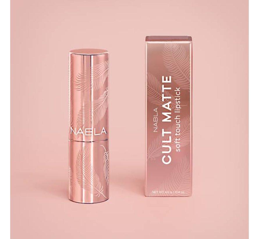 Cult Matte Soft Touch Lipstick - Allusive