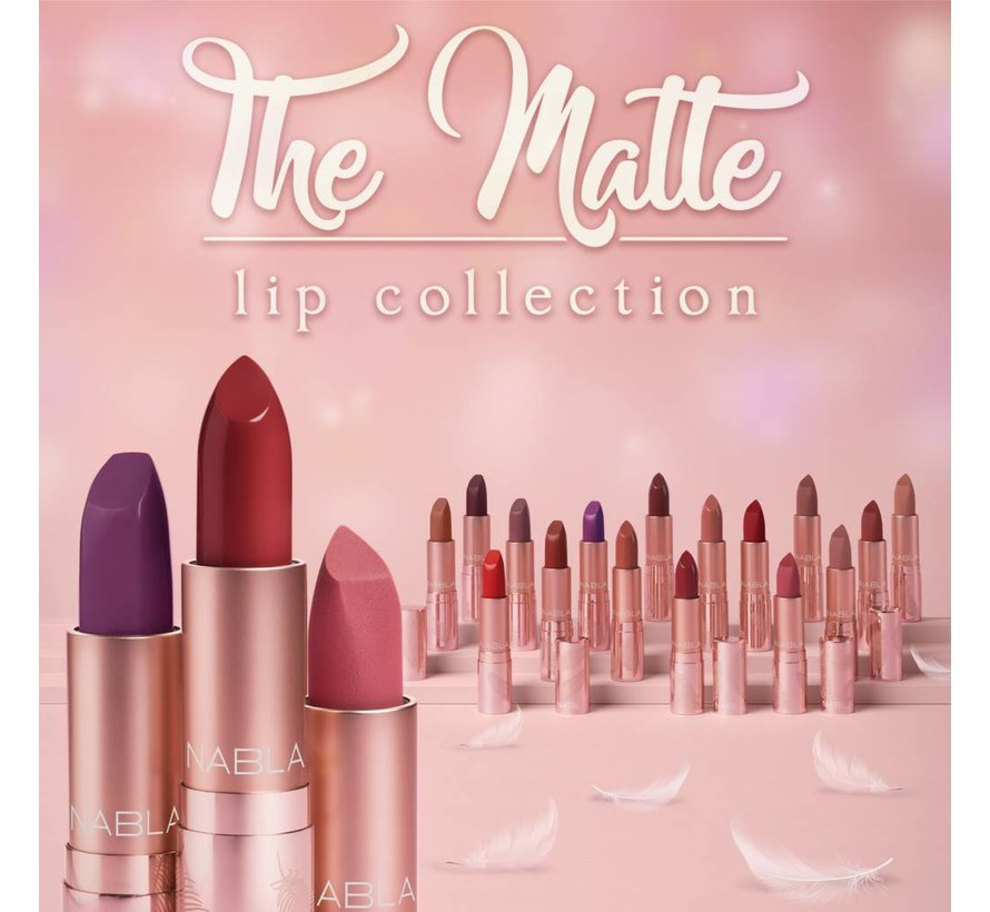 Cult Matte Soft Touch Lipstick - Backbeat