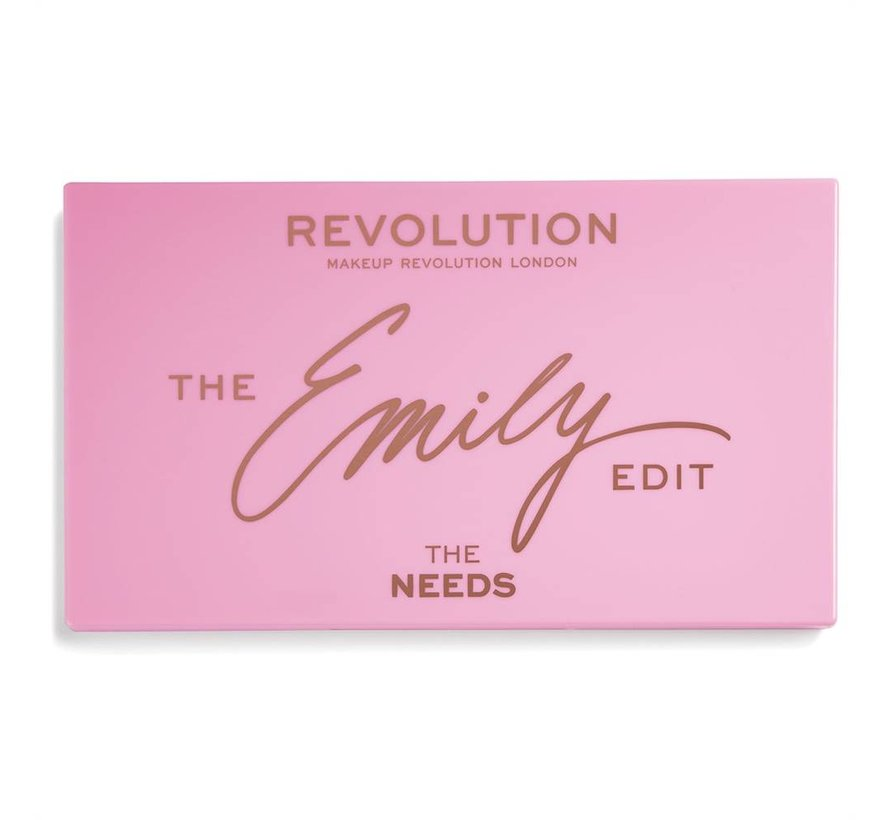 The Emily Edit - The Needs Palette