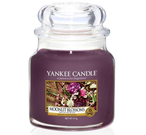 Yankee Candle Moonlit Blossoms - Medium Jar