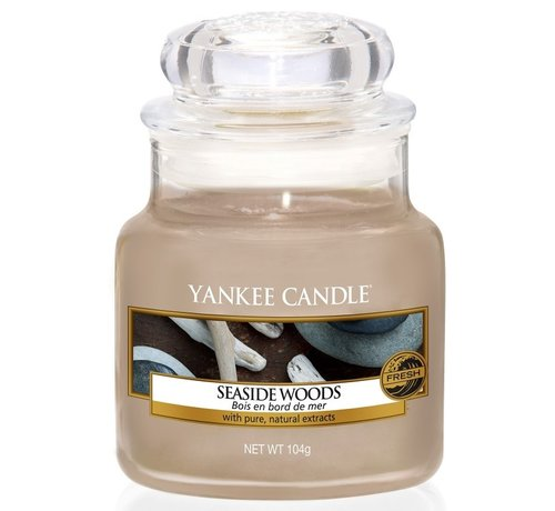 Yankee Candle Seaside Woods - Small Jar