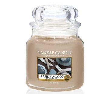 Yankee Candle Seaside Woods - Medium Jar