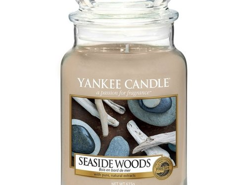 Yankee Candle Seaside Woods - Large Jar