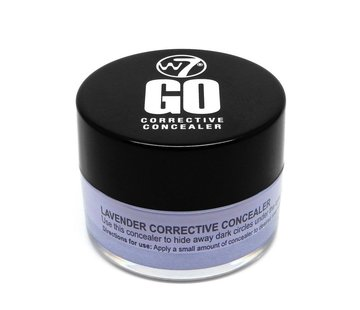 W7 Make-Up Go Corrective Concealer - Lavender