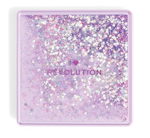 I Heart Revolution Fortune Seeker Glitter Palette