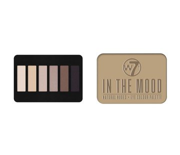 W7 Make-Up In the Mood Palette