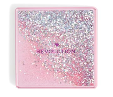 Makeup Revolution One True Love Glitter Palette
