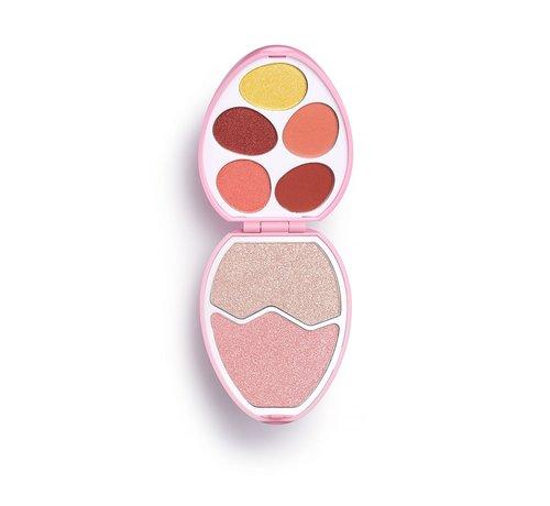 Makeup Revolution Easter Egg - Flamingo