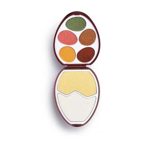 Makeup Revolution Easter Egg - Chocolate