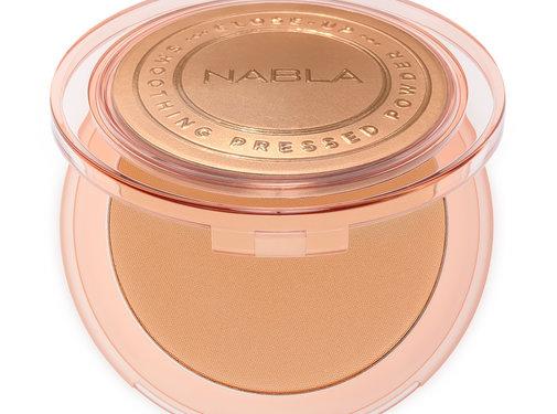 NABLA Close-Up Smoothing Pressed Powder - Dark