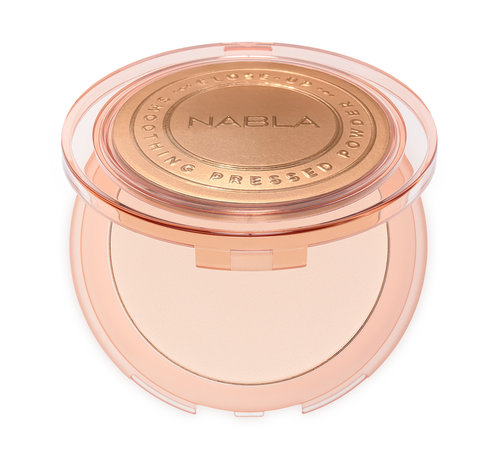 NABLA Close-Up Smoothing Pressed Powder - Light