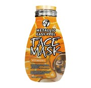 W7 Make-Up Metallic Easy-Peel Vitamin C Face Mask