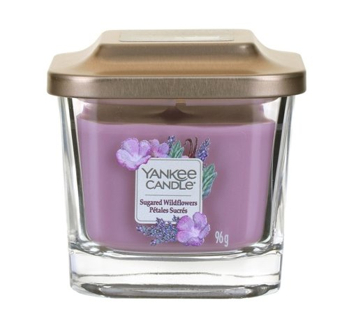 Yankee Candle Sugared Wildflowers - Small Vessel