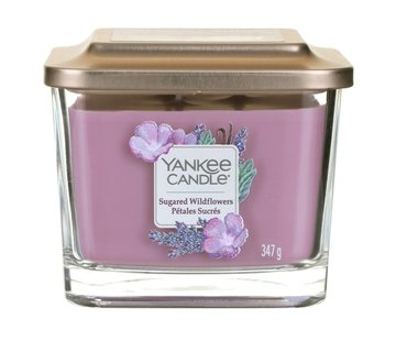 Yankee Candle Sugared Wildflowers - Medium Vessel