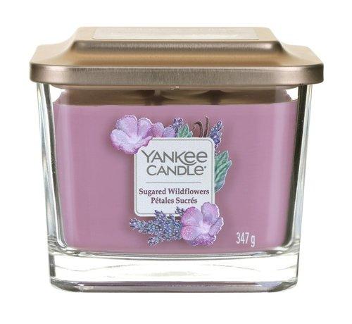 Yankee Candle Sugared Wildflowers - Medium Vessel