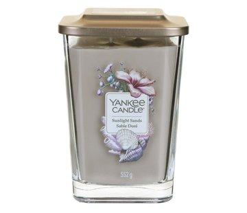 Yankee Candle Sunlight Sands - Large Vessel