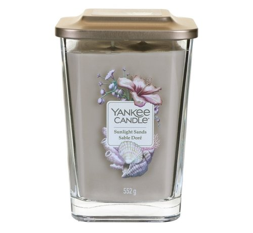 Yankee Candle Sunlight Sands - Large Vessel