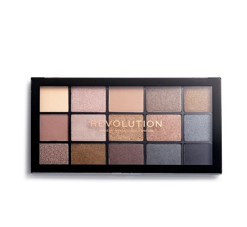 Makeup Revolution Re-loaded Palette - Smoky Newtrals
