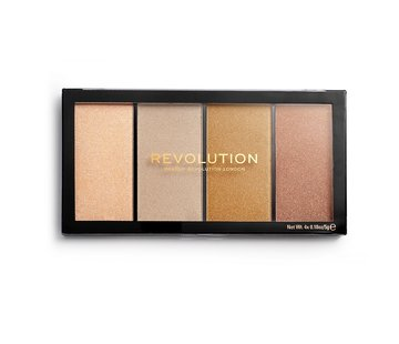 Makeup Revolution Re-loaded Lustre Lights Heatwave
