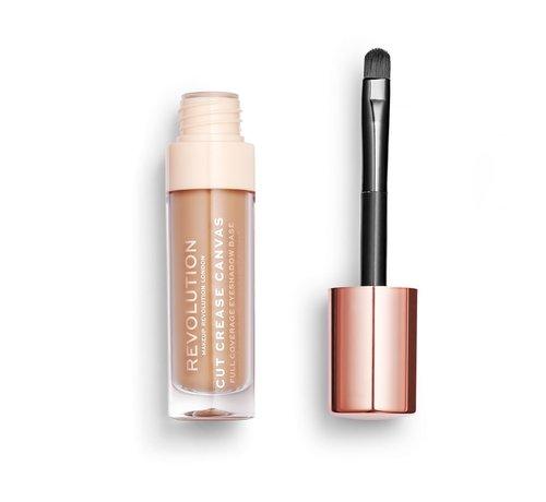 Makeup Revolution Cut Crease Canvas Etch - Deep - Oogschaduw Primer