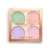 Makeup Revolution Matte Base Corrector Kit