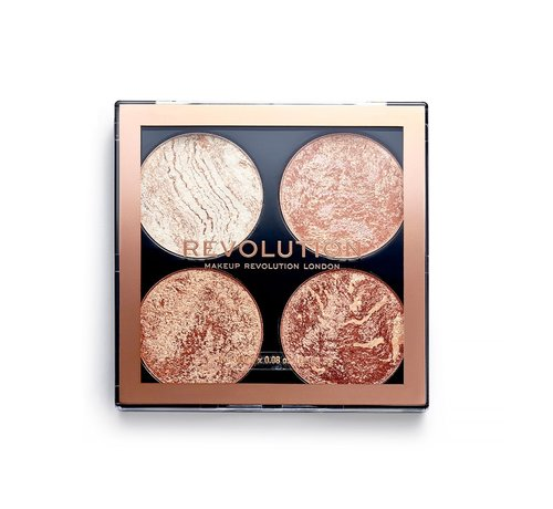 Makeup Revolution Cheek Kit - Don't Hold Back