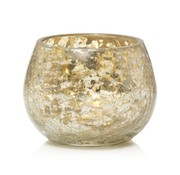 Yankee Candle Kensington Votive Holder - Crackle Rond