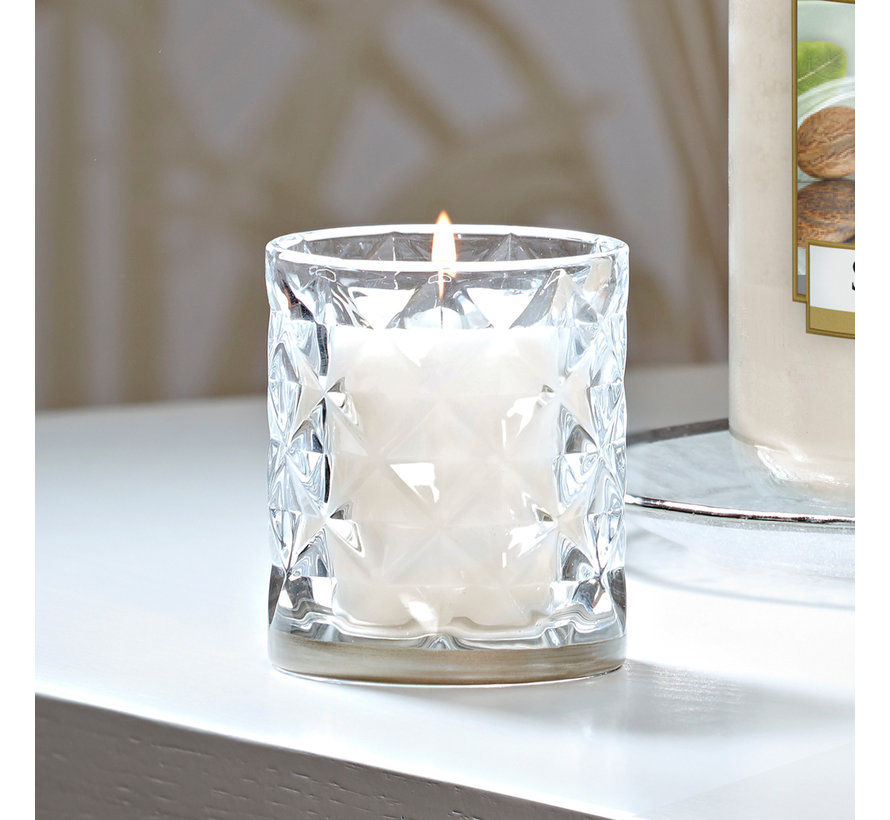 Langham Votive Holder - Metallic
