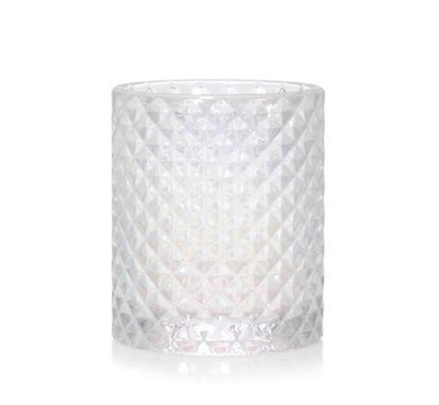 Langham Votive Holder - Faceted